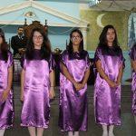 Iniciações no Bethel 07 Filhas do Oriente de Goiânia