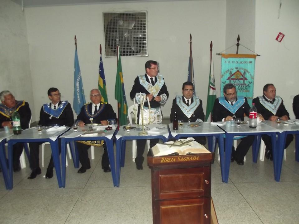 Loja Maçônica Luz e Liberdade comemora 71 anos de fundação