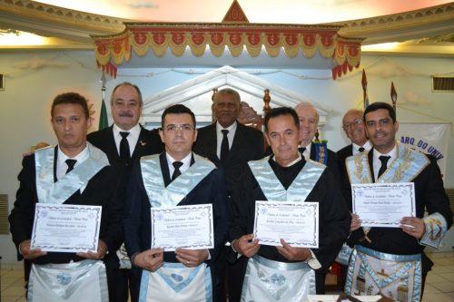 Loja Asilo da Acácia recebe Eminente Grão-Mestre Estadual.
